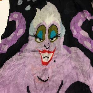 Ursula scarf Disney parks